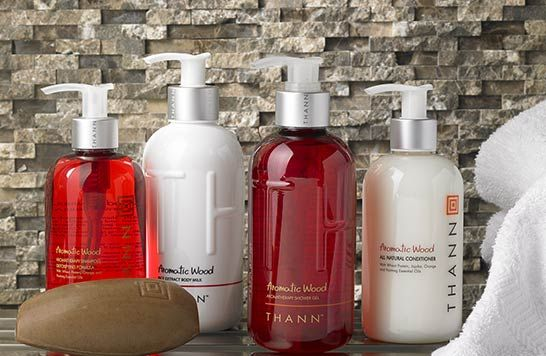 Make Every Day A Spa Day With Thann Aromatic Wood Hair Skincare
