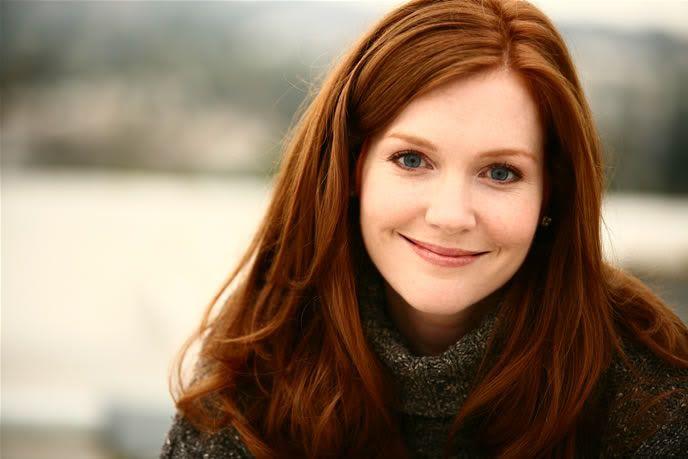 Shannon simpson redhead