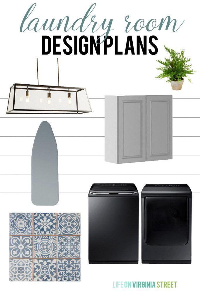 One Room Challenge Laundry Room Makeover Week 3  Laundry Room Adorable Living Room Designer Tool Design Ideas