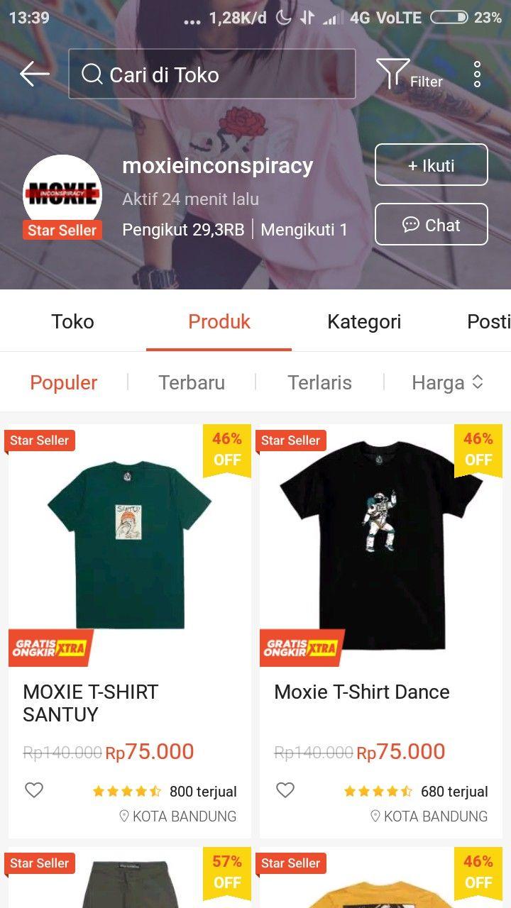 Brand Lokal Baju