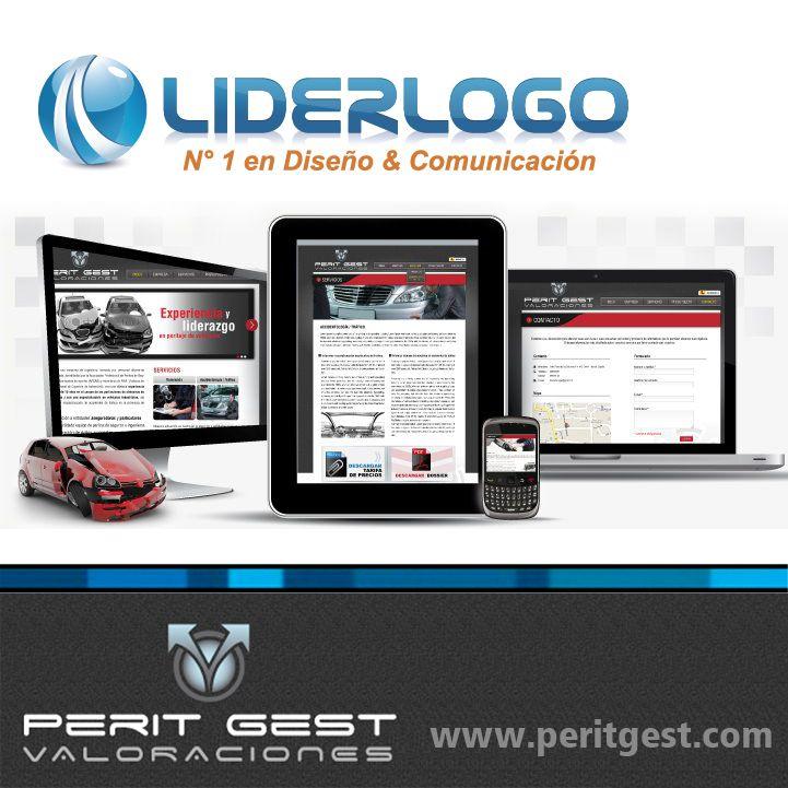 Diseño web para llevar tu imagen empresarial a todas las plataformas  #Design #web #Diseno #Disenodelogos #Disenografico