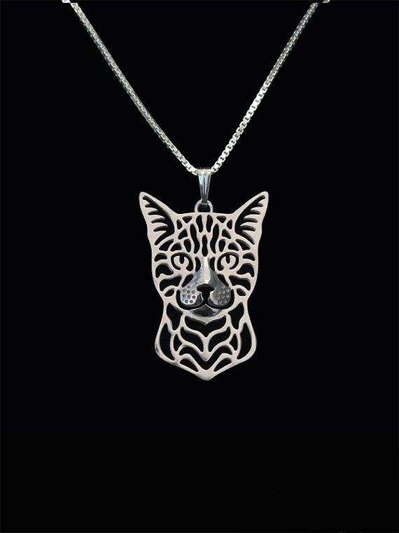 Show your bengal cat love with this silver plated pendant and show your bengal cat love with this silver plated pendant and necklace aloadofball Choice Image