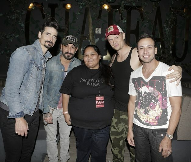 Bsb after party -las Vegas 5\31\2014