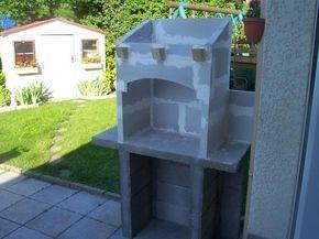 Mon Barbecue Fait Maison Bricolage Pinterest - Photo barbecue fait maison