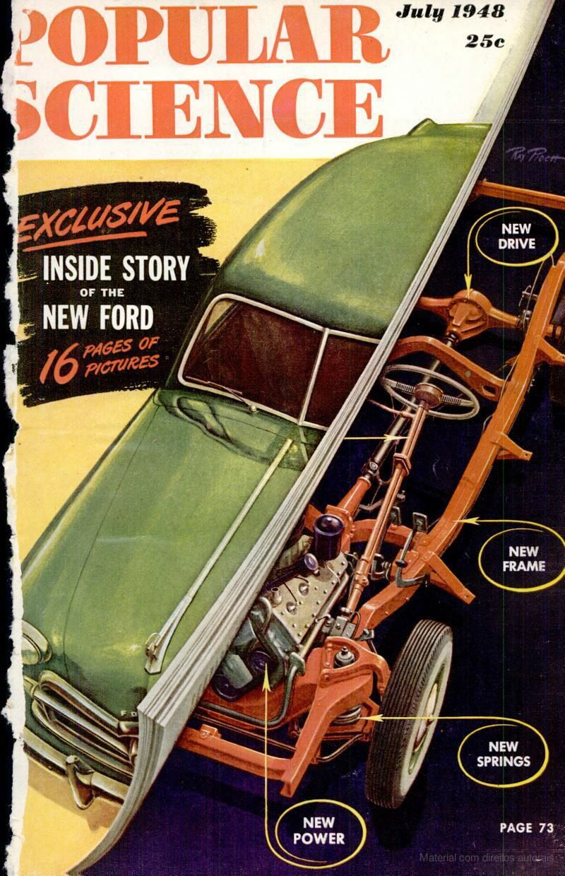 . the New Ford for 1949