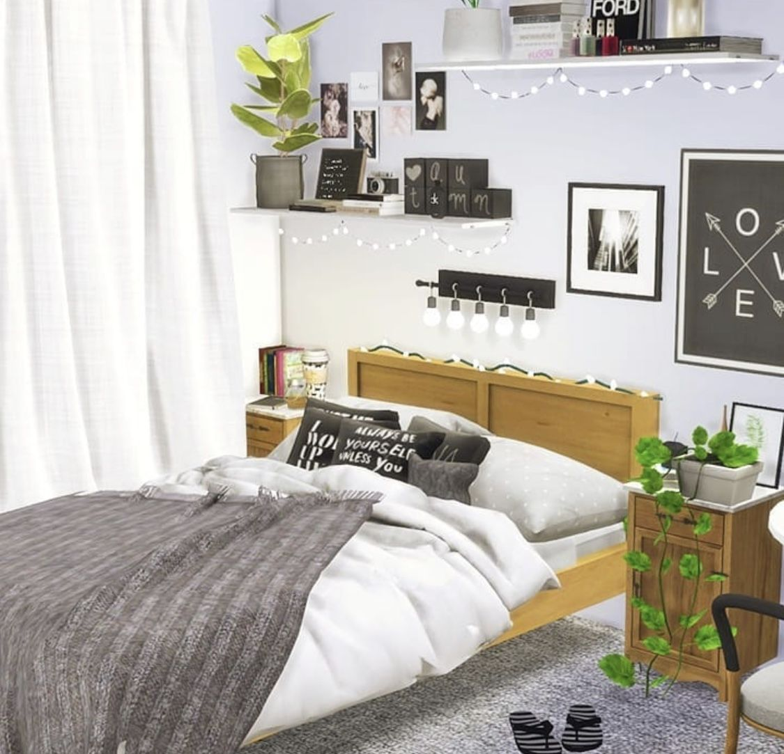 Pin by Ⓓⓐⓢⓘⓐ Ⓐⓡⓜⓞⓝⓘ on Sims 4 cc | Home decor, Home, Decor