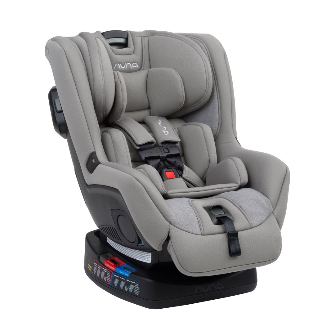 Nuna Rava FRFree Convertible Car Seat in Rose Best