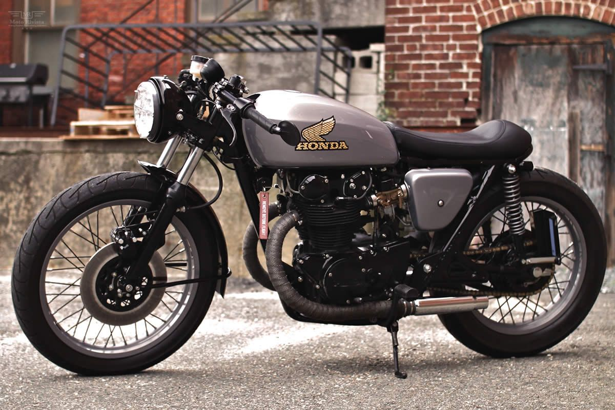 one of my favorites | garage | pinterest | honda, cafes and cb350