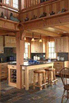 Lake House Kitchen Design Ideas Impressive Eclectic Kitchen Photos Lake House Decorating Design 3670 1