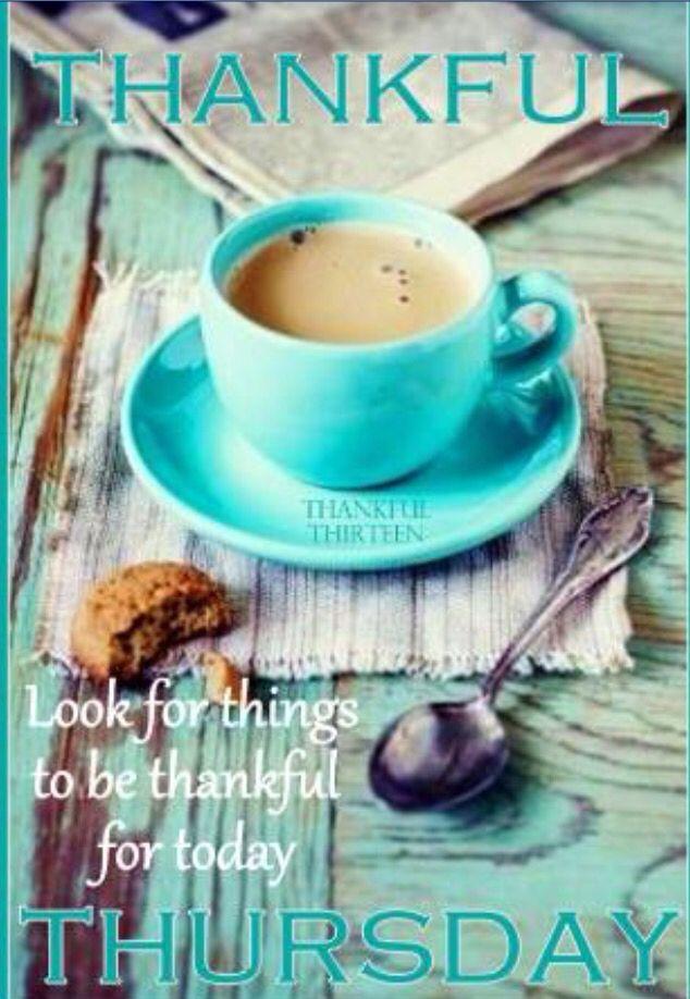 Happy Thursday Coffee : happy, thursday, coffee, Thursday, Coffee