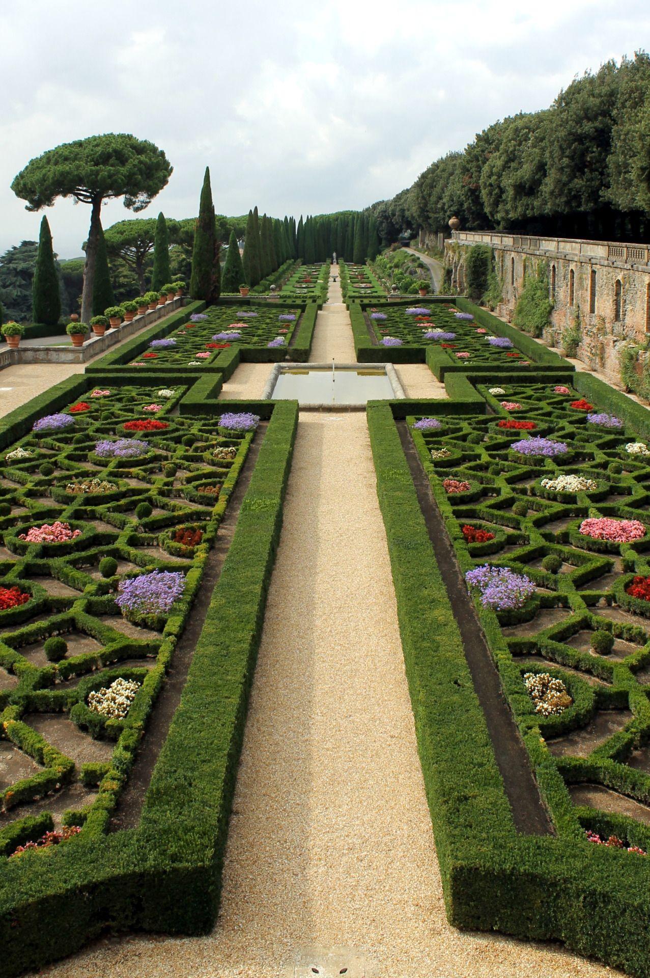 9ea1cf6640e8569f1f8aa981ab793735 - Barberini Gardens Of The Pontifical Villas