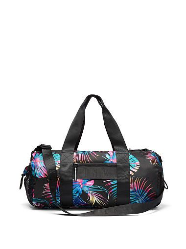 BUNGEE POCKET DUFFLE-Pink   Clothing Accessory Ideas   Pinterest ... e61f414449
