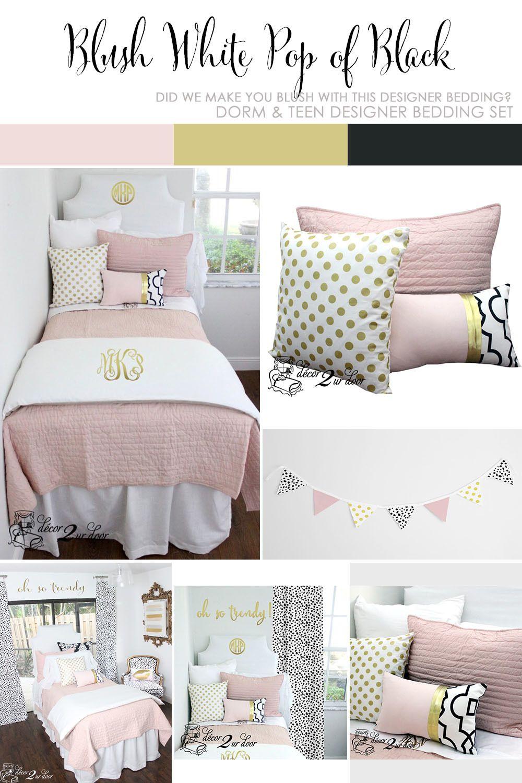 Pin On 2019 College Dorm Room Bedding Dorm Decor
