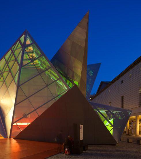 Mini Opera 21_Coop Himmelblau Arquitectura, Utopía