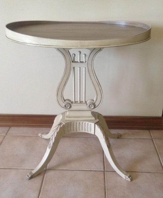 SOLD!!!!Anitque/vintage Side Table/accent Table/surf Board