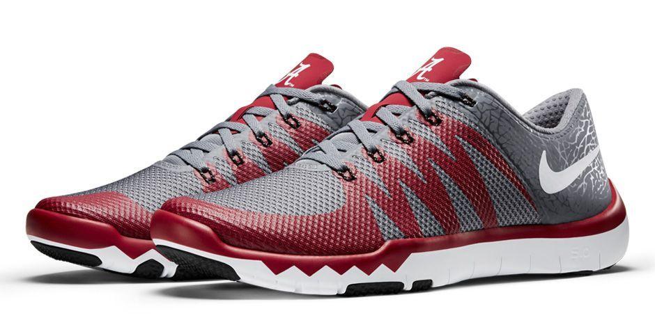 0c55ccb65e71 Nike-Free-Trainer-5.0-V6-Alabama-Crimson-Tide- | sneakers | Nike ...