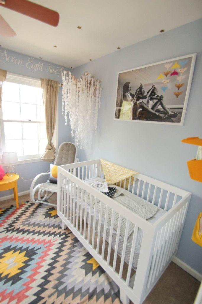 Tribal Native American Themed Nursery Project