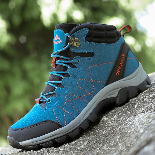 2018 New Fashion Casual Men And Women Outdoor Hiking Shoes Champion Hiking Shoes
