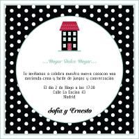Invitaciones Para Inauguracion De Casa La Belle Carte En