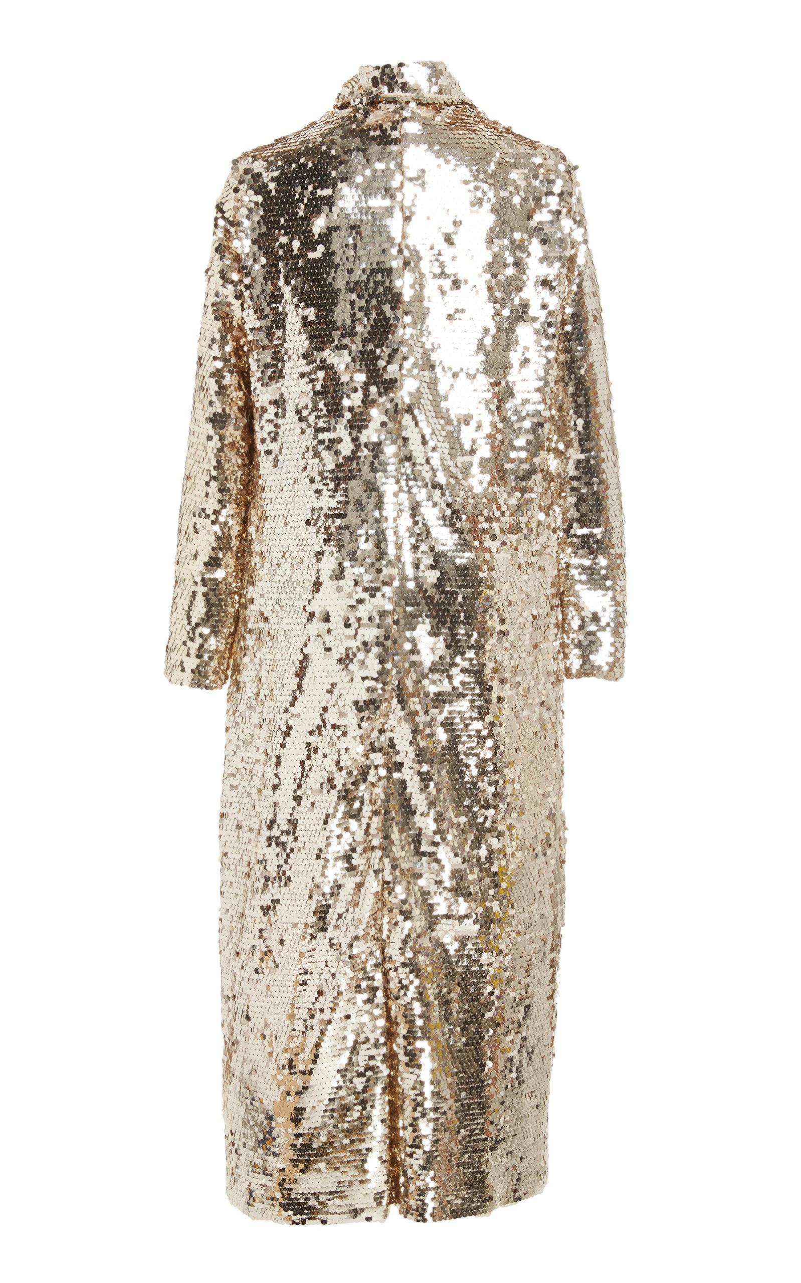 Bouguessa Sequins Long Jacket Dress Long Jacket Dresses Long Jackets Jacket Dress