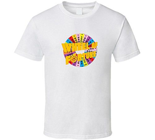 Wheel Of Fortune Game T Shirt Shirts, Mens tops, T shirt