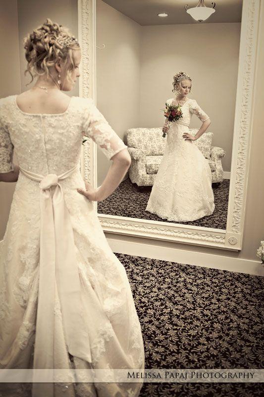 Heidi S Vintage Bridals At Sleepy Ridge In Orem Utah Modest Wedding Gowns Modest Wedding Dresses Bridal