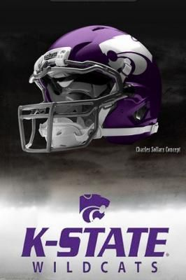 Mkswd Mkswebdesign Manhattanks Manhattan Kansas Ksu Kstate Www Mkswd Com Www Manhat Kansas State Football Kansas State Wildcats College Football Helmets