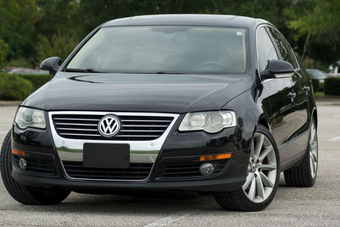 2008 Volkswagen Passat VR6 Luxury WorldTranssport Corp
