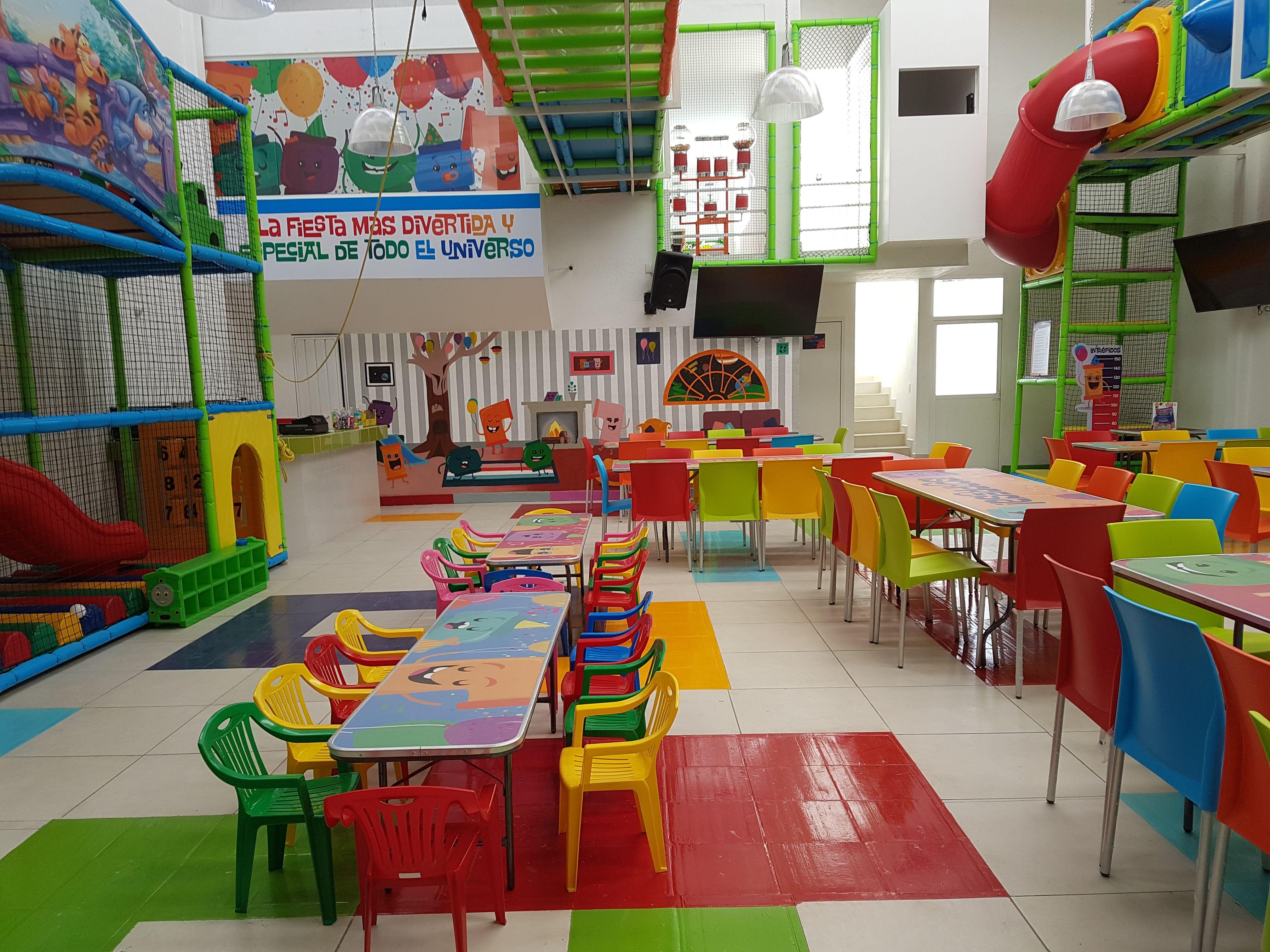 Conoce Laberinto Mágico el salón de fiestas infantiles más bonito ...