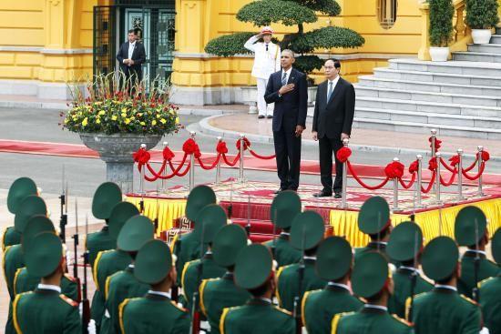 See President Barack Obama Tour Asia in Historic Trip
