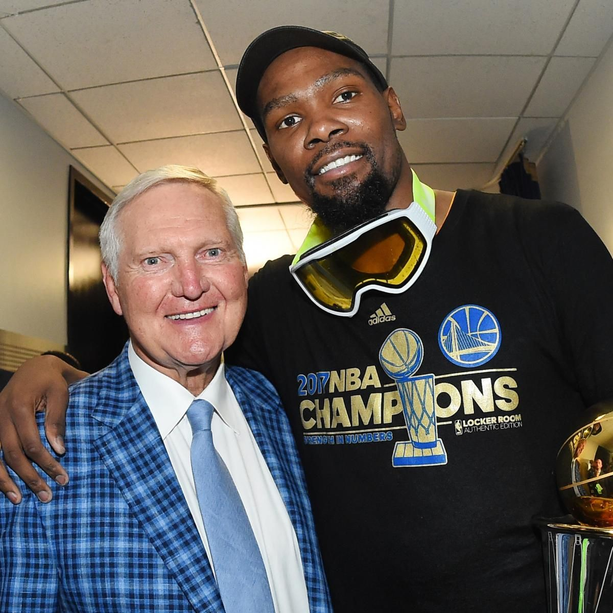 Jerry West Will Leave Warriors for Job with Clippers Nba