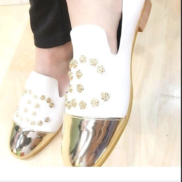 Chanel Putih Silver Rp Sepatukerenkomplit Sepatuketskeren