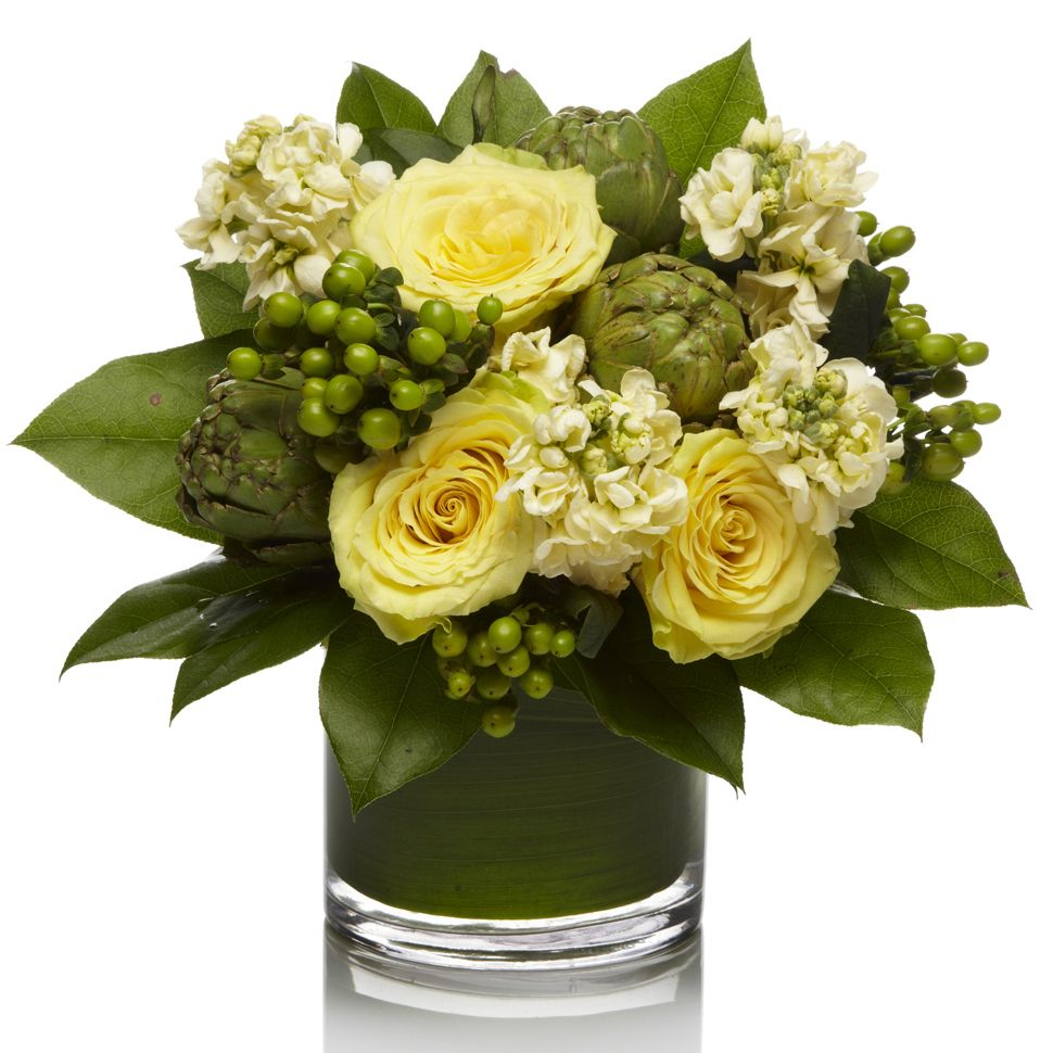 Hbloom Classic Collection Bouquet 35 Per Week Featuring Yellow