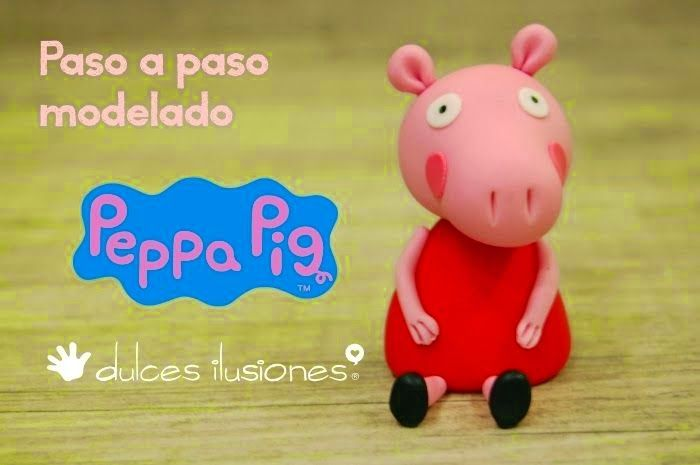 Biscuit Passo a Passo: PEPPA PIG EM BISCUIT PAP