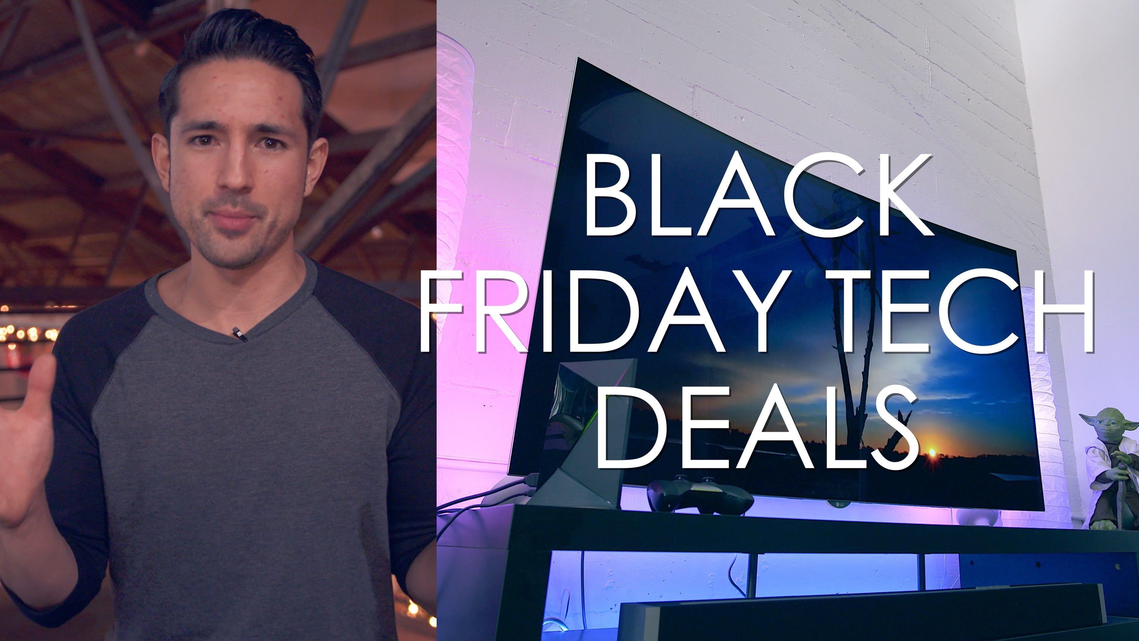 The BEST Black Friday Tech Deals! (2015)