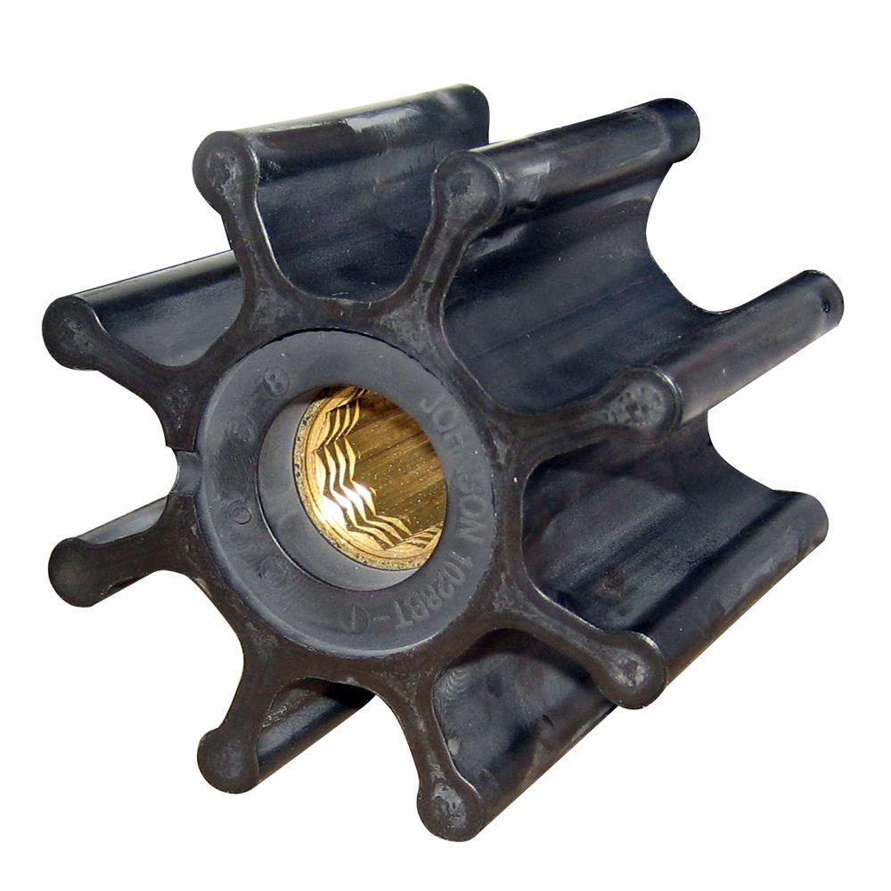 """2-9//16/"""" Diameter 10 Blade Jabsco Impeller Kit Neoprene"""