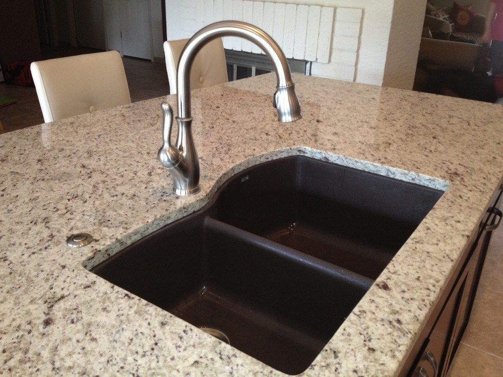 27 Awesome Granite Composite Farmhouse Sink Quartz Countertops