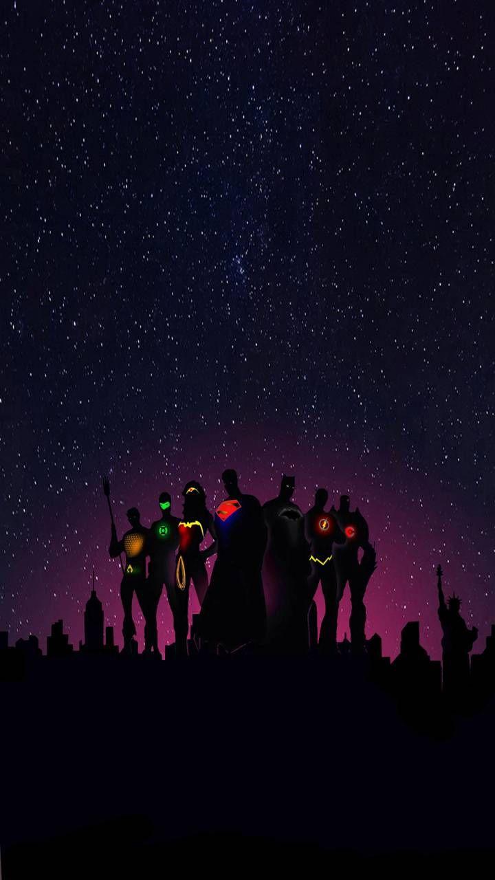 Justice League wallpaper by Ziskohj - 93d2 - Free on ZEDGE™