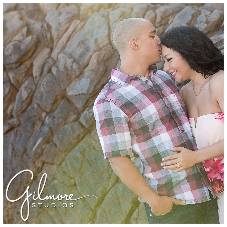 beach weddings in orange county ca%0A Newport Beach Engagement Session   kiss  couple  future Mr   u     Mrs