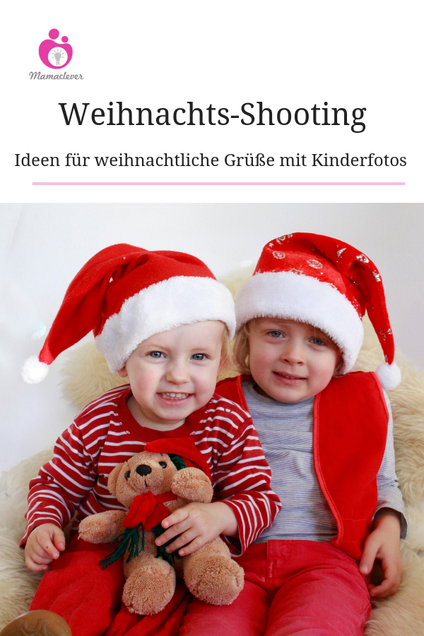 ideen f r weihnachtsfotos mit babys und kindern infos. Black Bedroom Furniture Sets. Home Design Ideas
