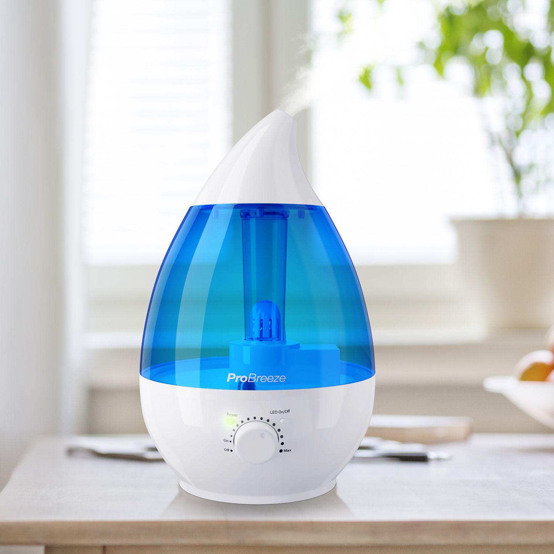 3.8 Litre Ultrasonic Humidifier | Ultrasonic cool mist