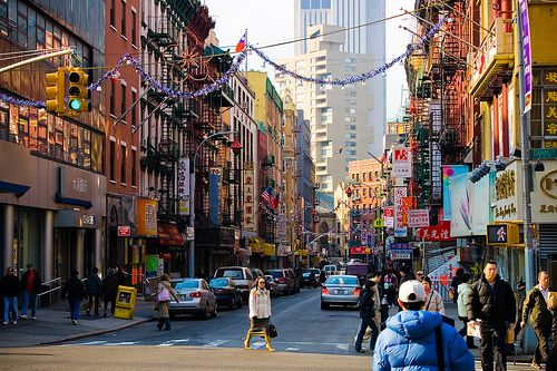 Chinatown New York Proposal For A Chinatown Lower East