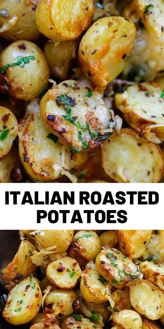 Photo of Italian Roasted Potatoes