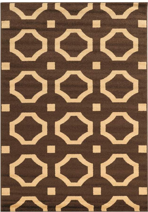 Linon Claremont Octagon Geometric Rug In 2018 Products Pinterest