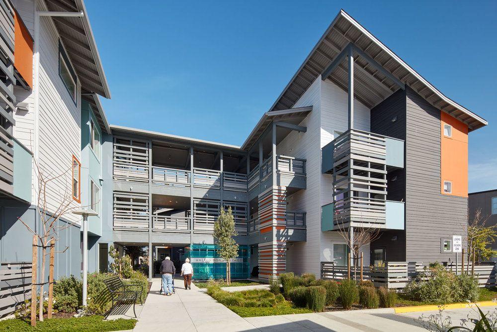 Halfmoonvillage 1 Jpg Architecture Architect Magazine San Francisco Design