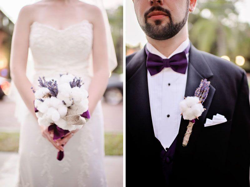 Purple And Aqua Vintage Southern Wedding Southern Weddings