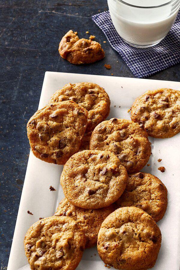Air Fryer Chocolate Chip Cookie Bites Recipe in 2020