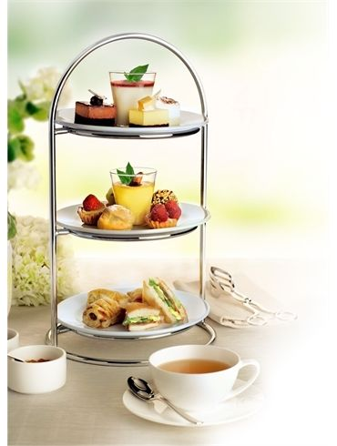3 Tier High Tea Platter Stand In 2020 High Tea Food Display Food
