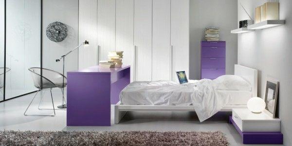 Teenager Interieur-Zimmer Schlafzimmer Pinterest