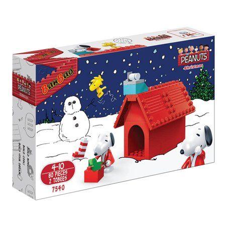 Toys Snoopy Dog House Snoopy Christmas Peanuts Christmas